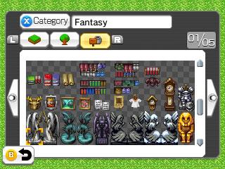 RPG Maker FES | Fantasy tilesets