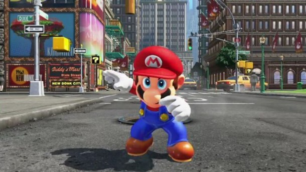 Super Mario Odyssey Best Nintendo Exclusive