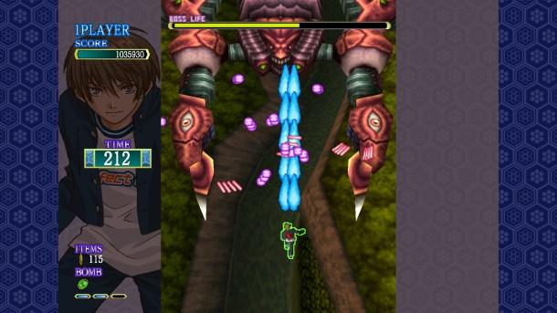 Castle of Shikigami   Boss