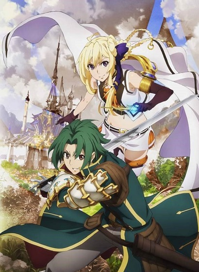 Record of Grancrest War from Aniplex