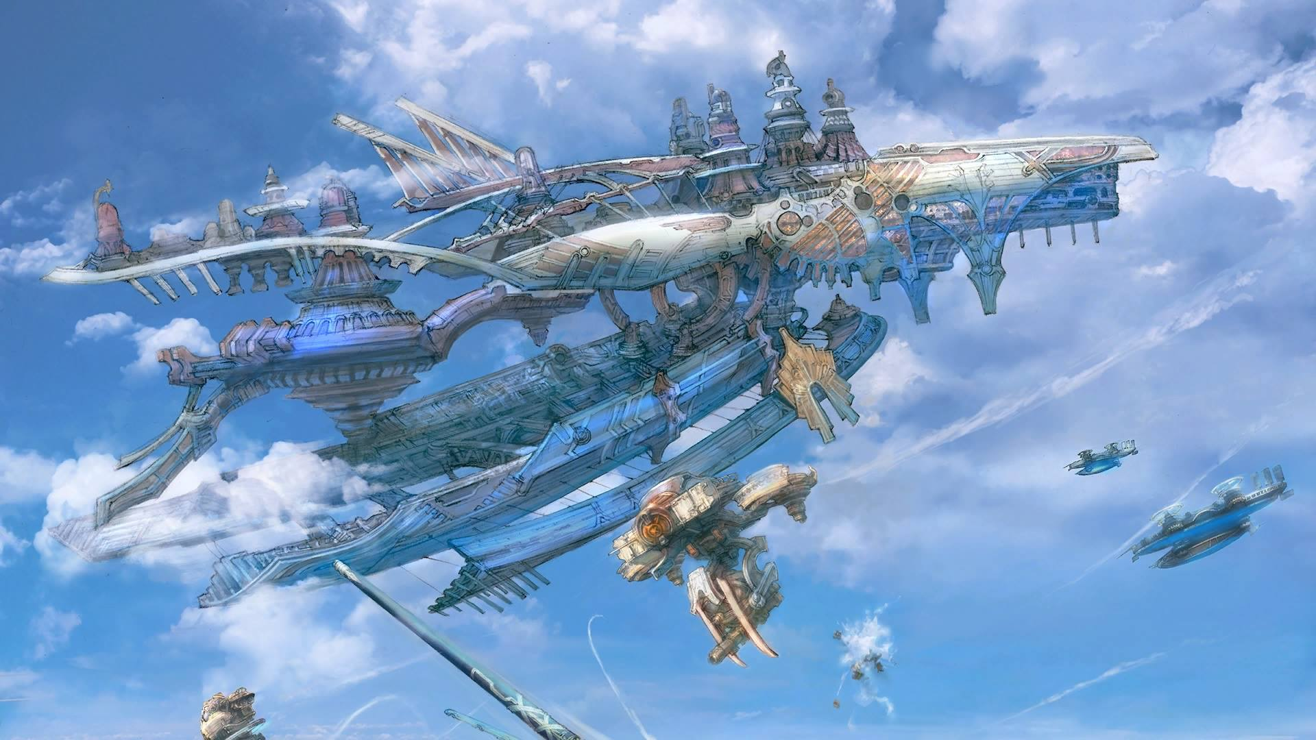 Image result for FF XII Zodiac Age 1920 x 1080