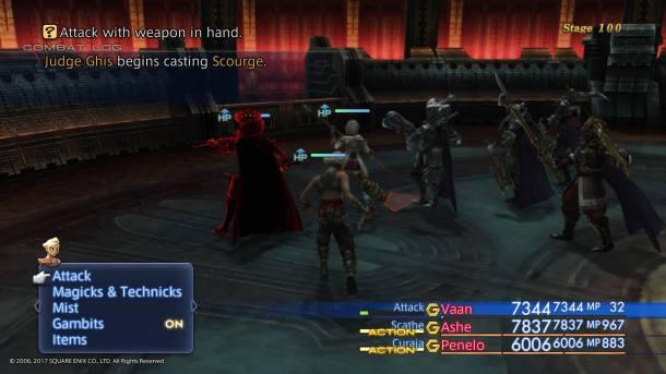 Final Fantasy XII The Zodiac Age   Trials