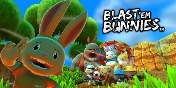 Nintendo Download | Blast 'Em Bunnies