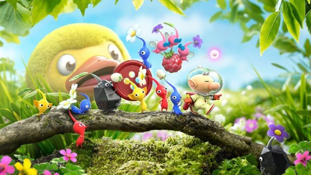 Nintendo Download | Hey Pikmin