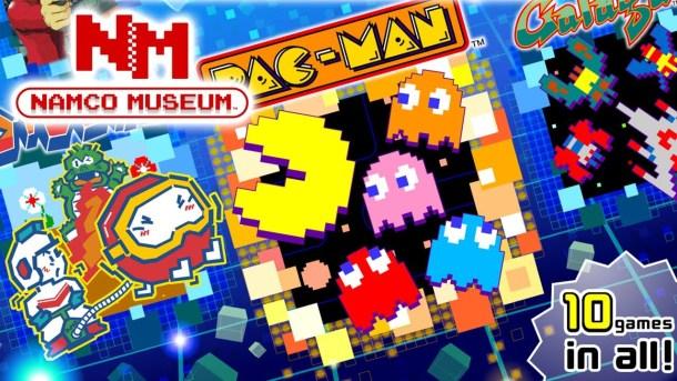 Nintendo Download | Namco Museum