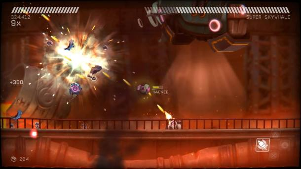 RIVE | Boss Fights