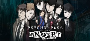 Psycho-Pass: Mandatory Happiness | Representative Art