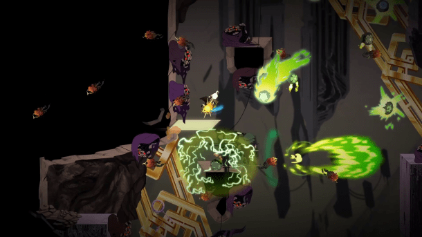 Sundered | Chaos