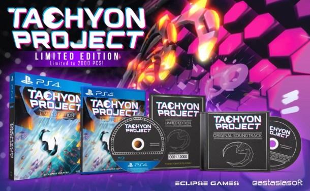 Tachyon Project LE