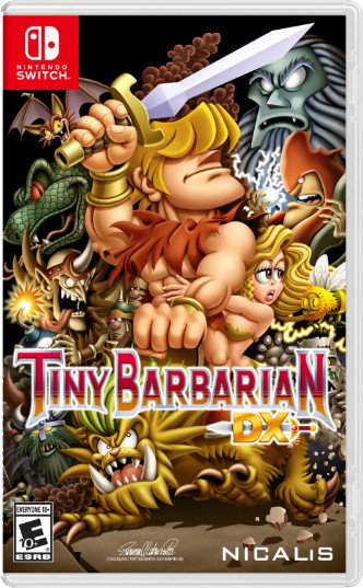 Nintendo Download | Tiny Barbarian DX