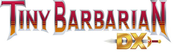 Tiny Barbarian DX | logo