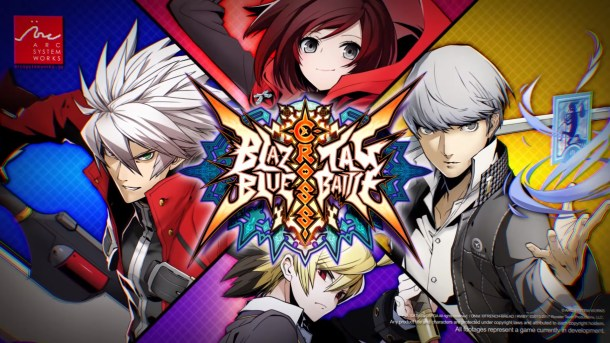 BlazBlue Cross Tag Battle header image