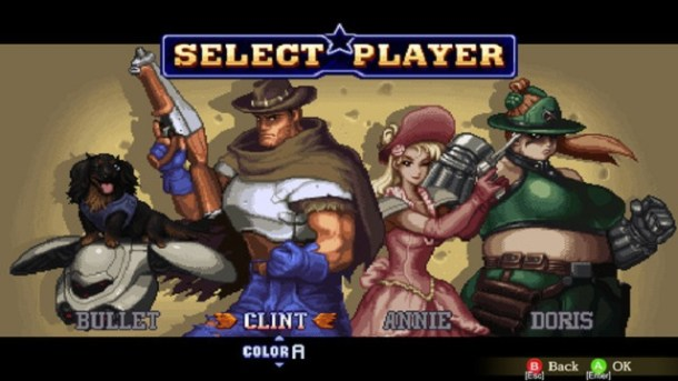 Nintendo Download | Wild Guns Reloaded