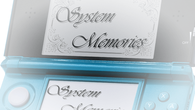 System Memories | Feature Image