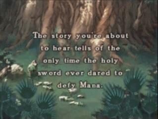 Children of Mana | Story