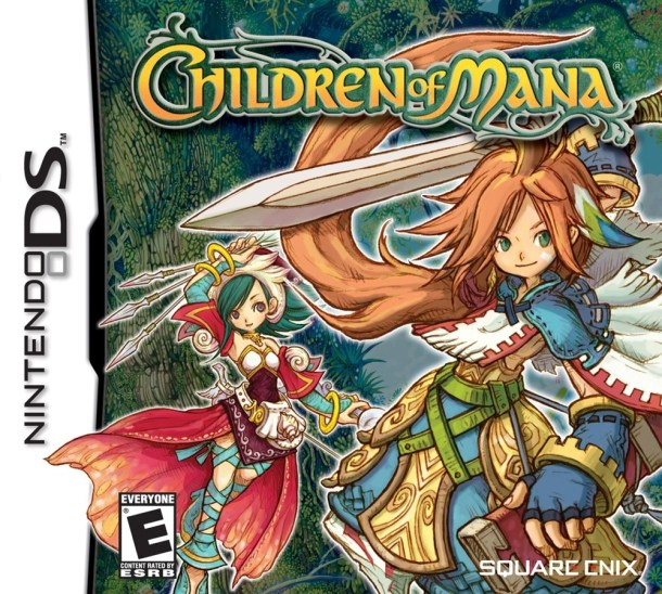Children of Mana | Boxart