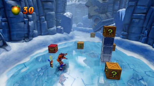 Crash Bandicoot N Sane Trilogy | Ice Madness
