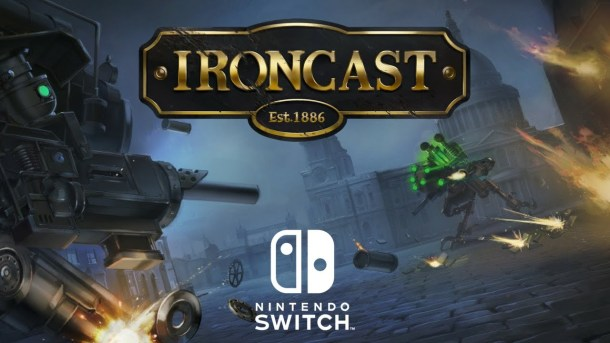Nintendo Download | Ironcast