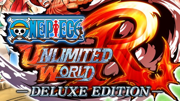 One Piece: Unlimited World Red Deluxe Edition