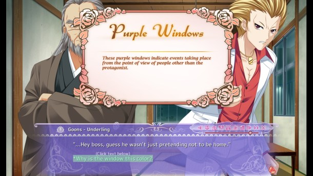 Princess Evangile   Purple Windows