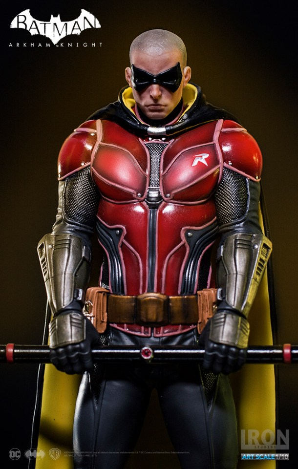 Robin Statue | Iron Studios