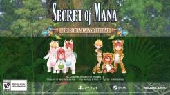 Secret of Mana 2018 preorder