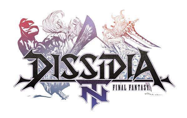 Dissidia Final Fantasy NT | Logo