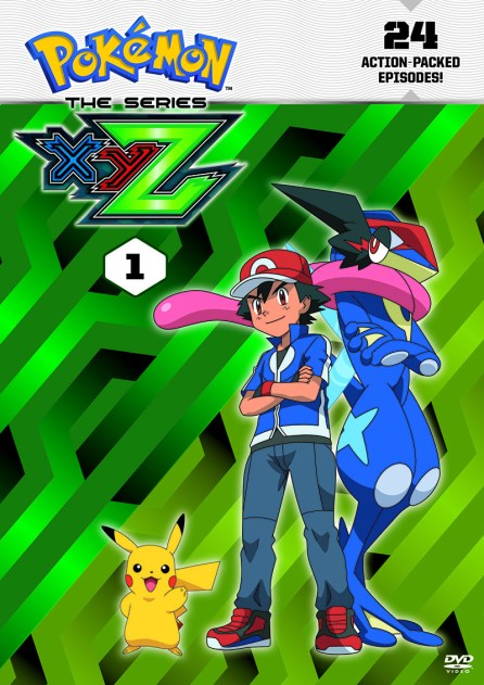 Pokemon the Series: XYZ