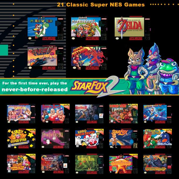 Nintendo Download | SNES Classic