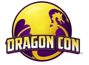 Mary Elizabeth McGlynn | Dragoncon logo