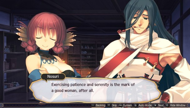 Utawarerumono: Mask of Truth | Advice