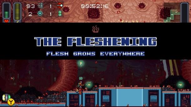 A Robot Named Fight | Fleshening