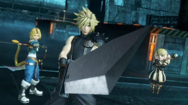 Dissidia Final Fantasy NT 2