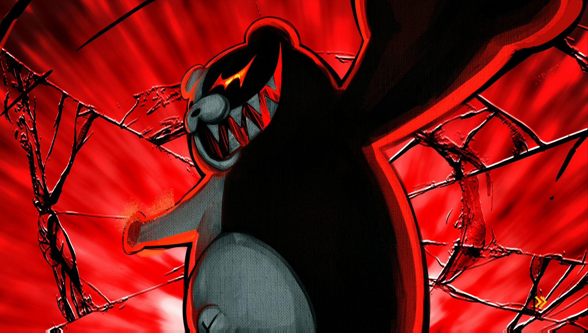 2177570 additionally Review Back Murder School Danganronpa V3 moreover Watch besides File Art Book Scan Danganronpa V3 Character Designs Betas Maki Harukawa  5 as well Review Danganronpa V3. on danganronpa v3 killing harmony maki