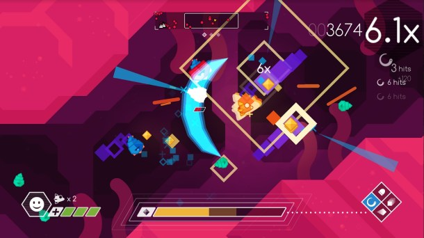 Graceful Explosion Machine | Energy Sword