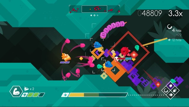 Graceful Explosion Machine | Fire all missiles!
