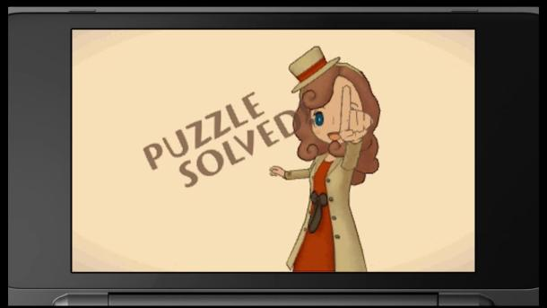 Layton's Mystery Journey | Puzzle