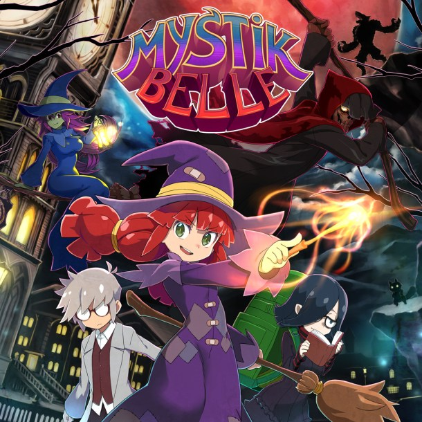 Mystik Belle | Big Logo
