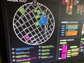 PAX West 2017 | Map