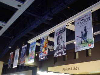 PAX West 2017 | Square Game Banners
