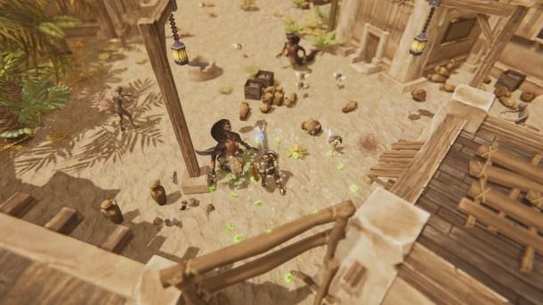 Pylon: Rogue | Desert Gorgon