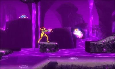 Samus Returns | Purple Death