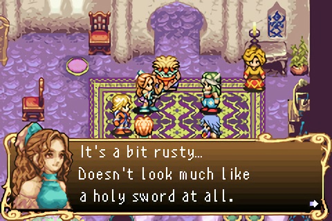 Sword of Mana | Sword 2