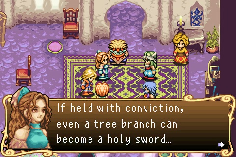 Sword of Mana | Sword 3