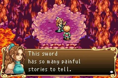 Sword of Mana | Sword