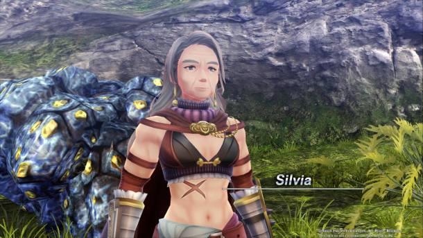 Ys VIII Lacrimosa of DANA | Sylvia