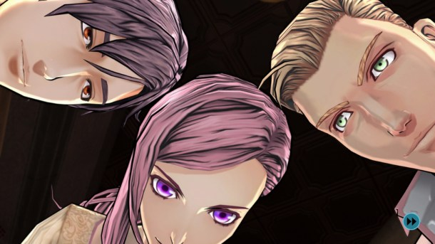 Zero Time Dilemma | Team C