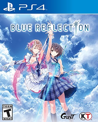 Blue Reflection | Box art