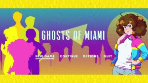 Ghost of Miami | Title