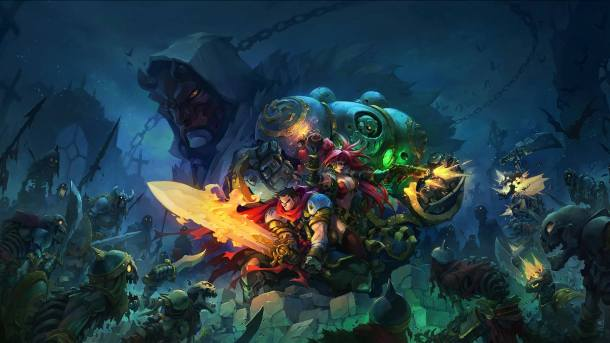 Nintendo Download | Battle Chasers Nightwar